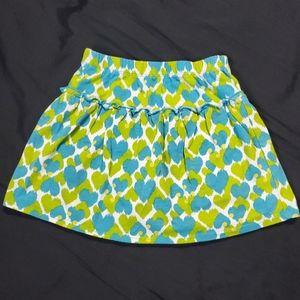 Bottoms - Girls Printed Flowy Skirt